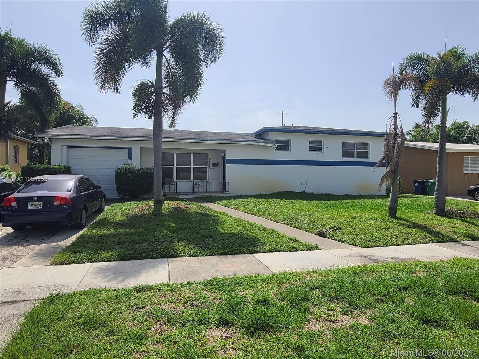 18901 NW 9th Ave, Miami Gardens, FL 33169 - #: A11054852