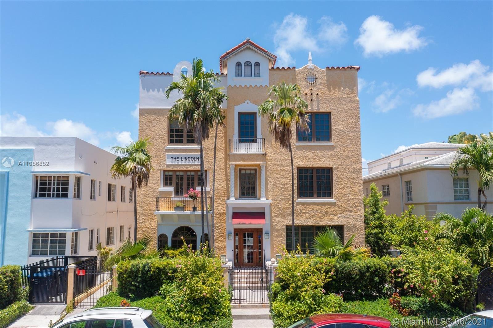 1614 Pennsylvania Ave #1F, Miami Beach, FL 33139 - #: A11056852