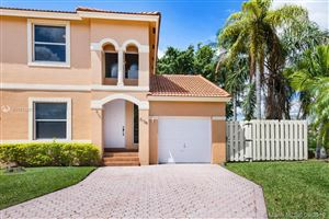 Photo of 2136 NW 162nd Way #2136, Pembroke Pines, FL 33028 (MLS # A10674853)