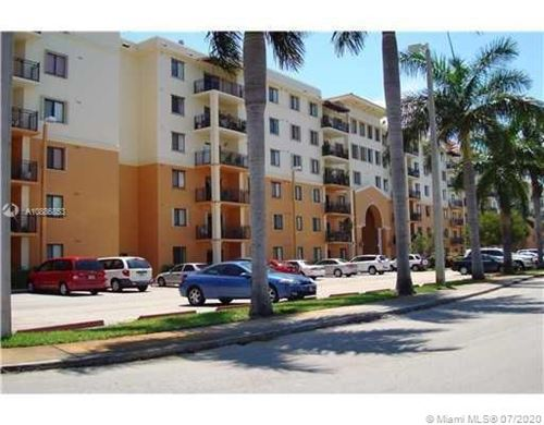 Photo of 9340 Fontainebleau Blvd #W212, Miami, FL 33172 (MLS # A10886853)