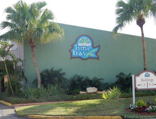 Photo of 9201 Lime Bay Blvd #105, Tamarac, FL 33321 (MLS # A10982853)