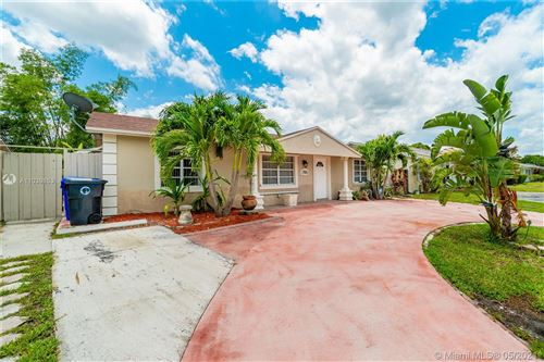 Photo of 7706 SW 6th St, North Lauderdale, FL 33068 (MLS # A11039853)