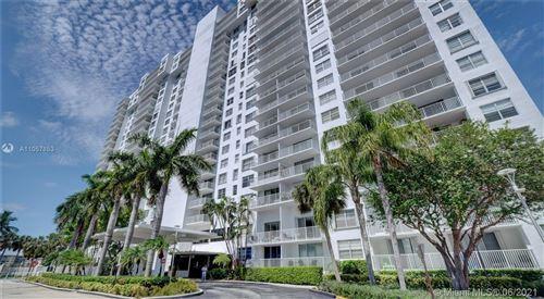 Photo of 2851 NE 183rd St #1909E, Aventura, FL 33160 (MLS # A11057853)