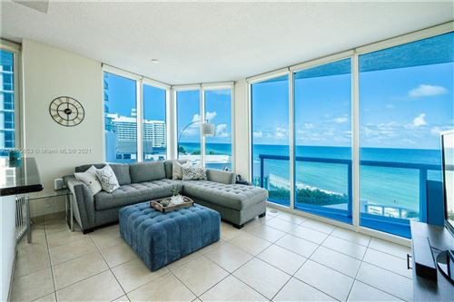 Photo of 6515 Collins Ave #702, Miami Beach, FL 33141 (MLS # A11105853)