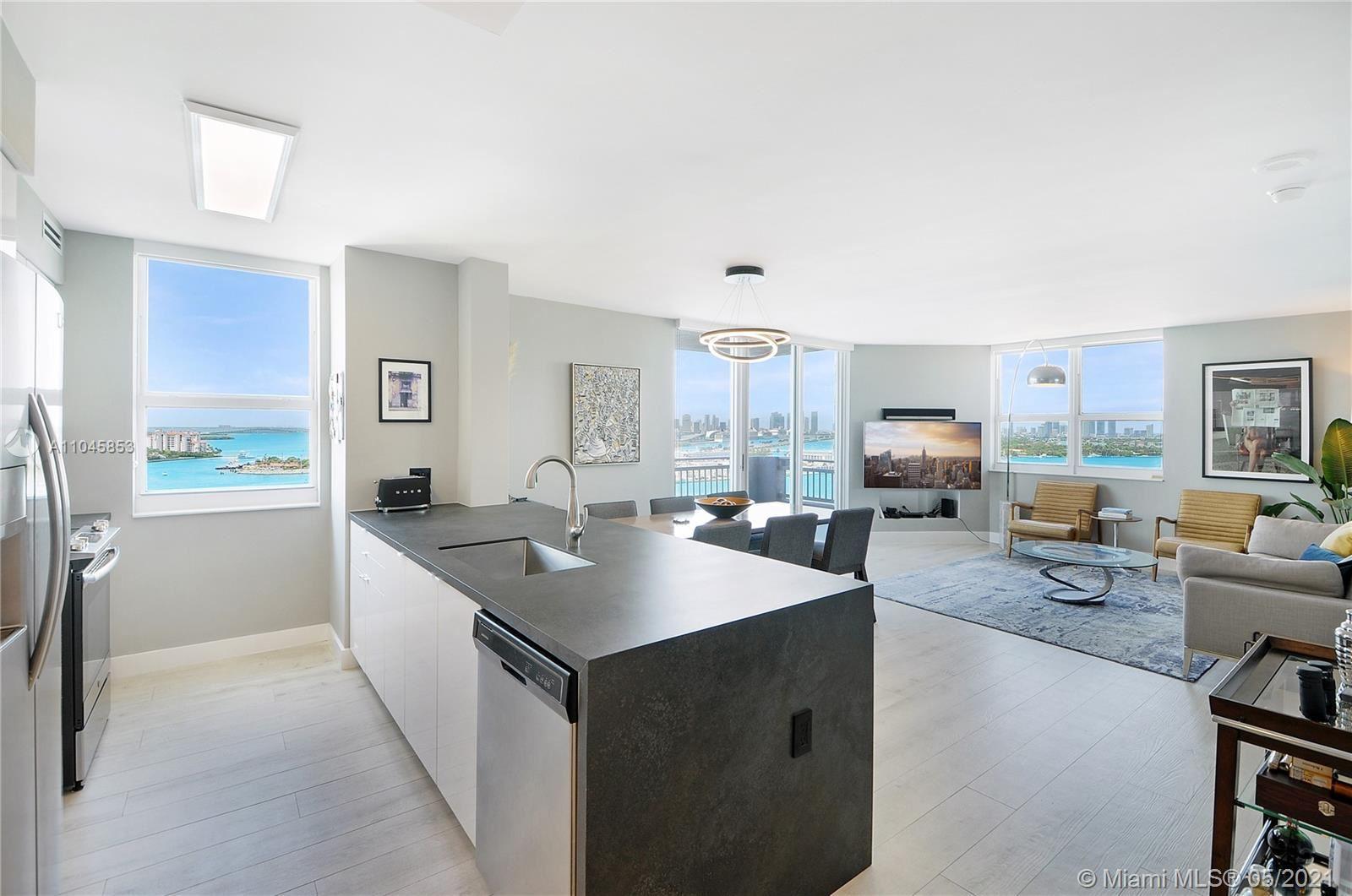 90 Alton Rd #1912, Miami Beach, FL 33139 - #: A11045853