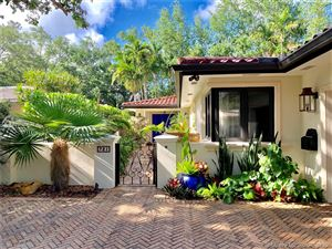 Photo of 721 Tibidabo Ave, Coral Gables, FL 33143 (MLS # A10647854)