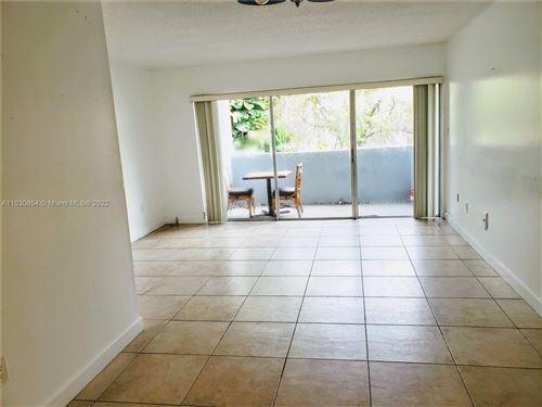 Photo of 9365 Fontainebleau Blvd #E228, Miami, FL 33172 (MLS # A11030854)