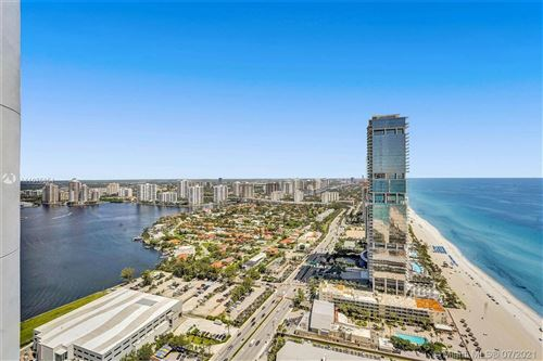 Photo of 18201 Collins Ave #5202, Sunny Isles Beach, FL 33160 (MLS # A11075854)