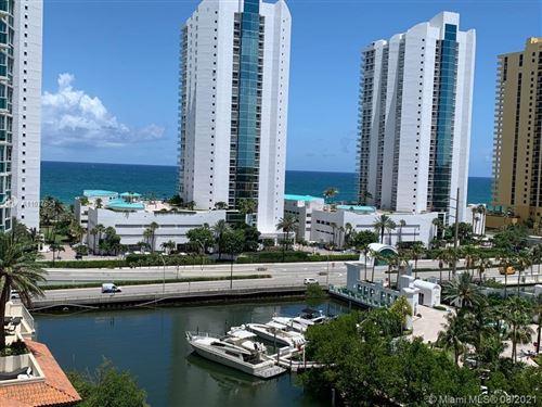 Photo of 200 SE Sunny Isles Blvd #2-1005, Sunny Isles Beach, FL 33160 (MLS # A11077854)