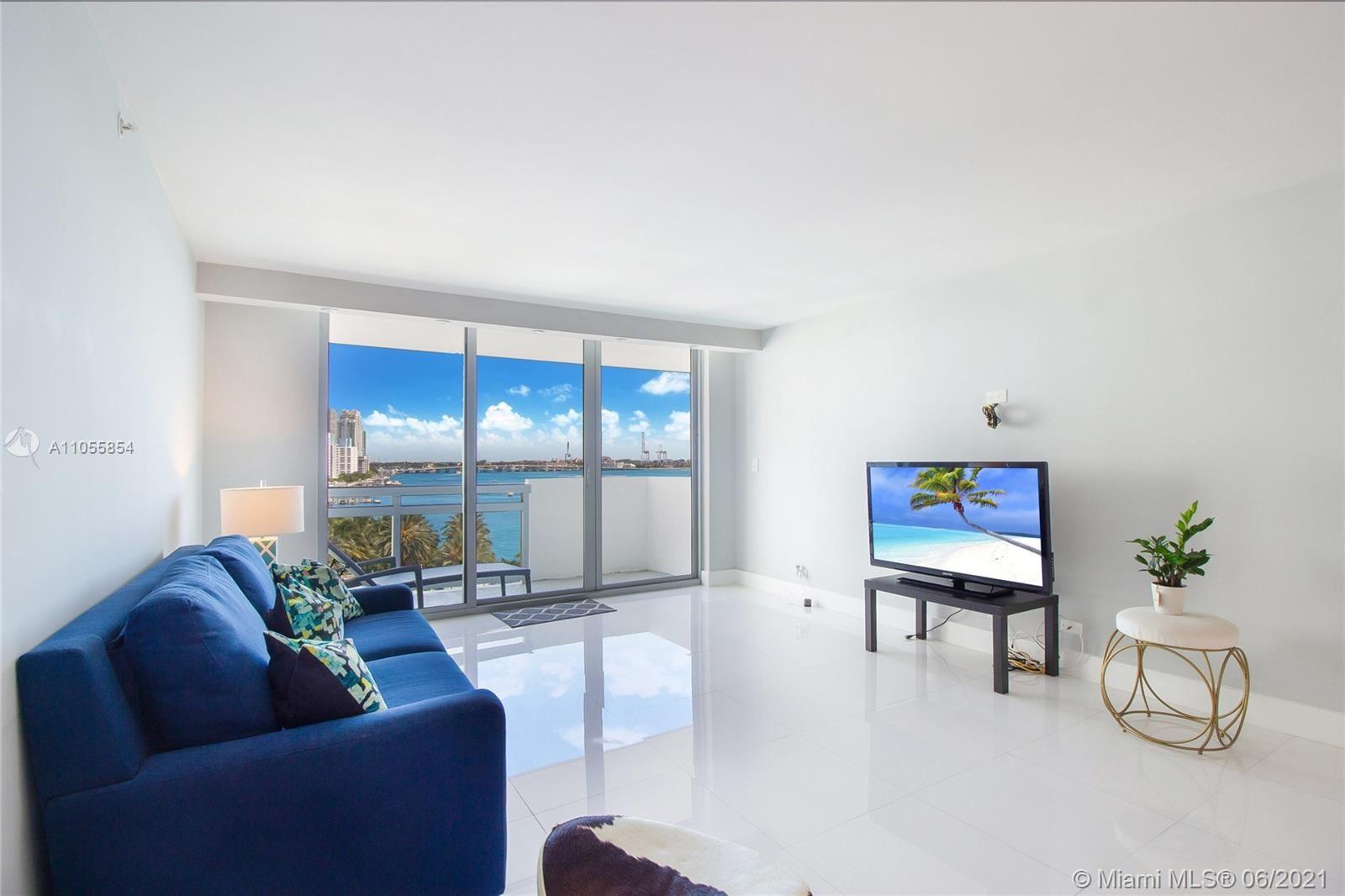 1500 Bay Rd #826S, Miami Beach, FL 33139 - #: A11055854