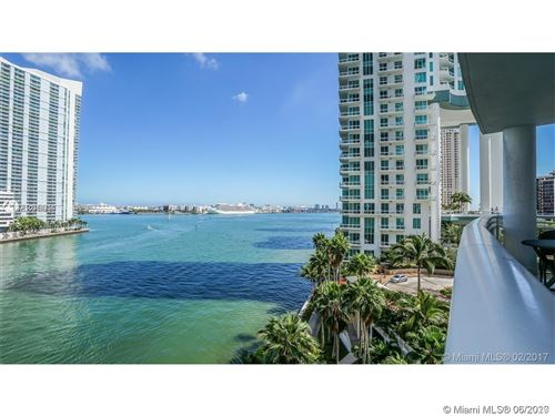 Photo of 901 Brickell Key Blvd #407, Miami, FL 33131 (MLS # A10868855)