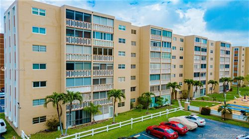 Photo of 500 NE 12th Ave #604, Hallandale Beach, FL 33009 (MLS # A11003855)
