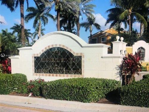 Photo of 2251 W Preserve Way #208, Miramar, FL 33025 (MLS # A11037855)