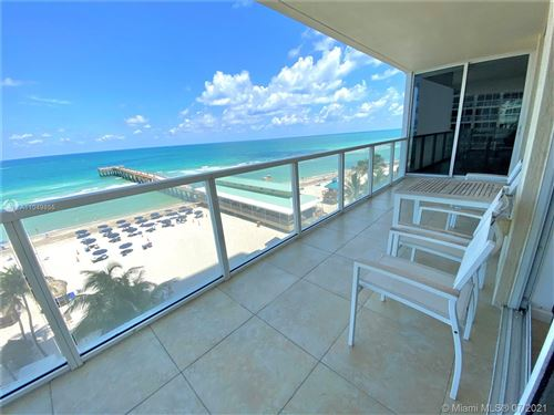 Photo of 16699 Collins Ave #701, Sunny Isles Beach, FL 33160 (MLS # A11049855)
