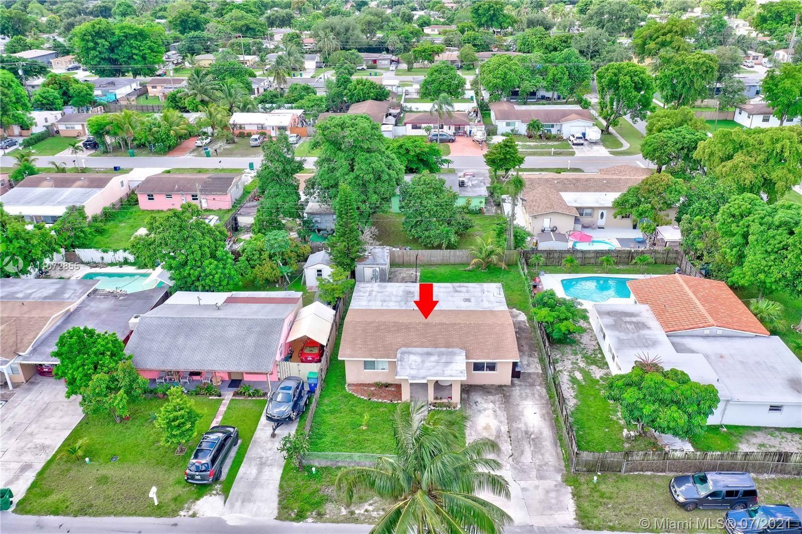 Photo of 6536 SW 23rd St, Miramar, FL 33023 (MLS # A11072855)