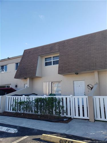 Photo of Listing MLS a10806856 in 8070 NW 11th St #G Margate FL 33063