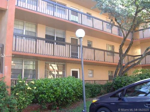 Photo of 3220 E Holiday Springs Blvd #1-110, Margate, FL 33063 (MLS # A10882856)