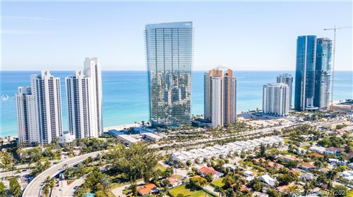 Photo of 18975 Collins Ave #2702, Sunny Isles Beach, FL 33160 (MLS # A10983856)