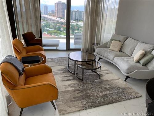 Photo of 18975 Collins Ave #1005, Sunny Isles Beach, FL 33160 (MLS # A11047856)