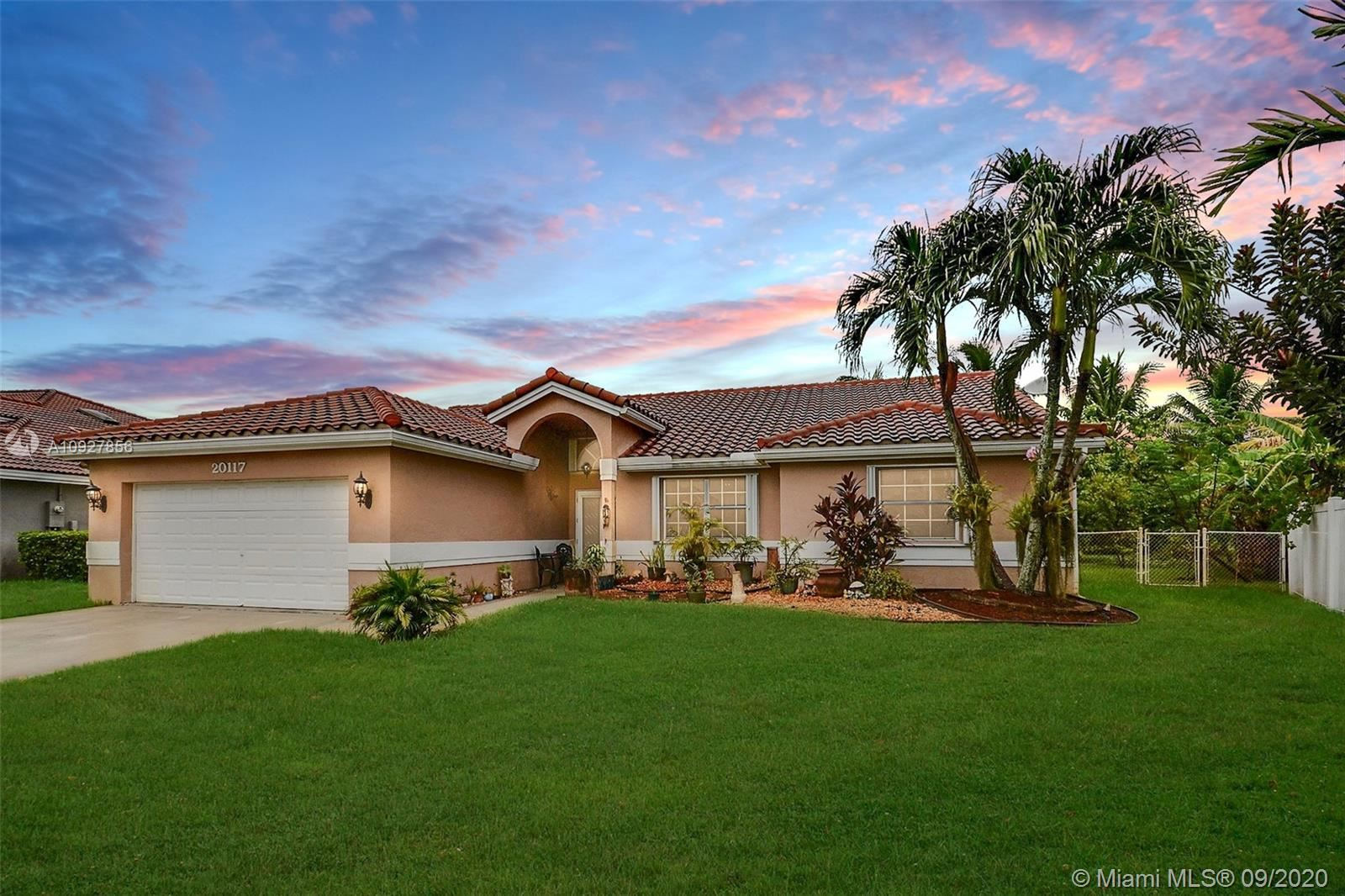 20117 NW 9th Ct, Pembroke Pines, FL 33029 - #: A10927856