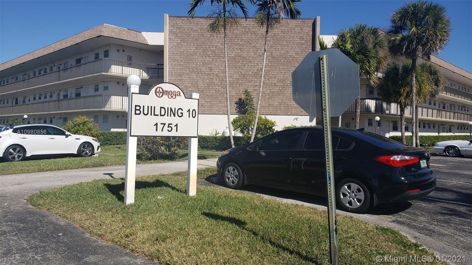 1751 NW 75th Ave #209, Plantation, FL 33313 - #: A10980856