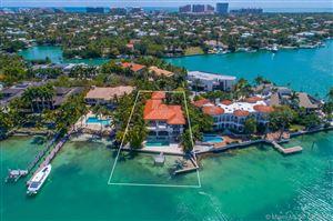 Photo of 15 HARBOR PT, Key Biscayne, FL 33149 (MLS # A10140857)