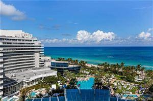 Photo of 4401 COLLINS AV #1209, Miami Beach, FL 33140 (MLS # A10345857)