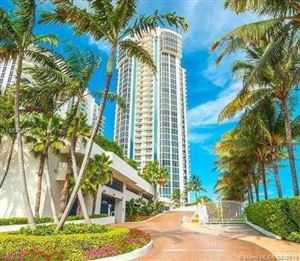 Photo of 18671 Collins Ave #2803, Sunny Isles Beach, FL 33160 (MLS # A10525857)