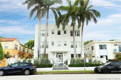 Photo of 1027 Pennsylvania Ave #101, Miami Beach, FL 33139 (MLS # A10961857)