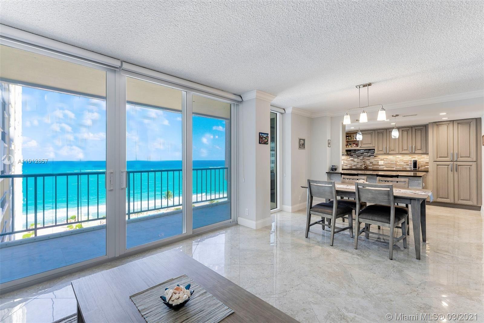 Photo of 4280 Galt Ocean Dr #10D, Fort Lauderdale, FL 33308 (MLS # A11012857)