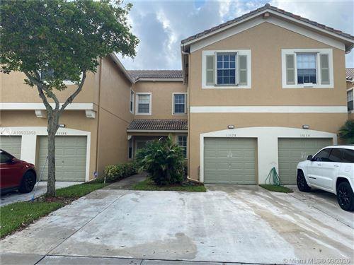 Photo of 13128 SW 44th St #1103, Miramar, FL 33027 (MLS # A10933858)