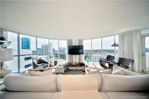 Photo of 6301 Collins Ave #1105, Miami Beach, FL 33141 (MLS # A11075858)