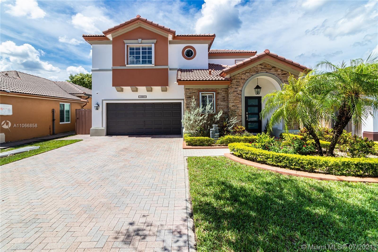 16367 SW 50th Ter, Miami, FL 33185 - #: A11066858