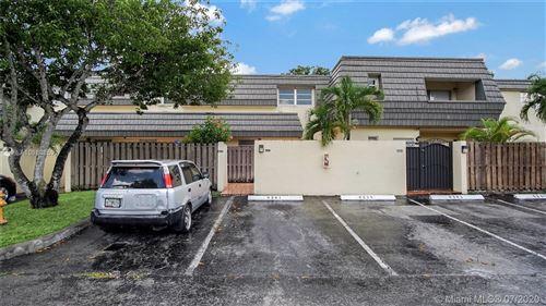 Foto de inmueble con direccion 8381 SW 137th Ave #8381 Miami FL 33183 con MLS A10888859