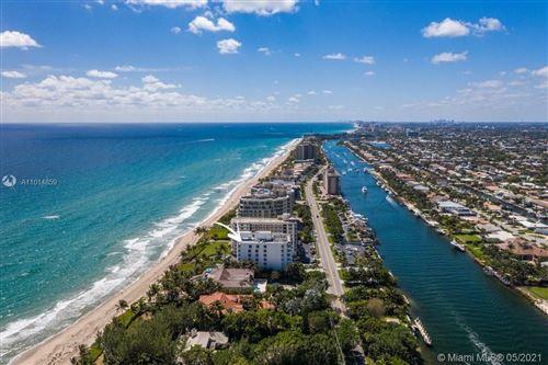Photo of 1073 Hillsboro Mile #Penthouse, Hillsboro Beach, FL 33062 (MLS # A11014859)