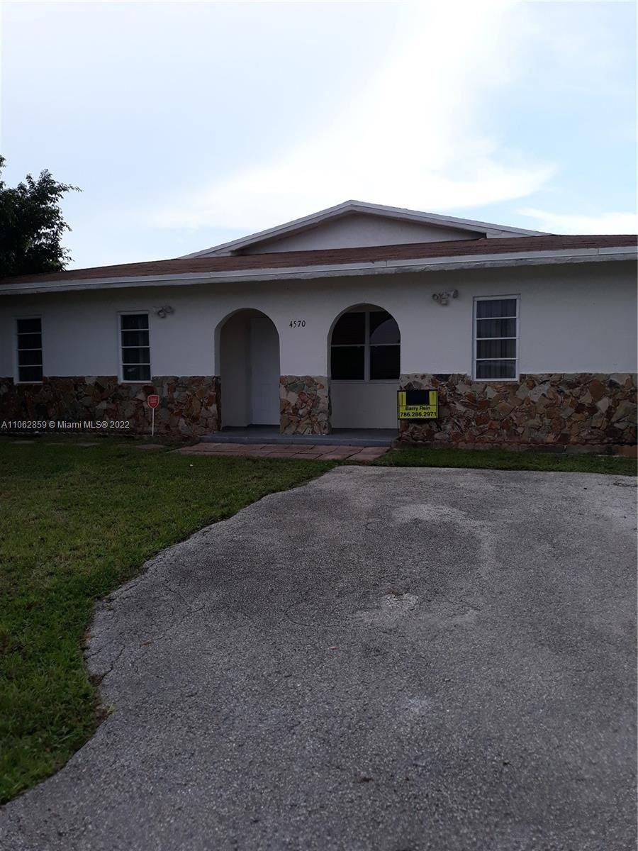 Photo of 4570 SW 43rd Ter, Dania Beach, FL 33314 (MLS # A11062859)