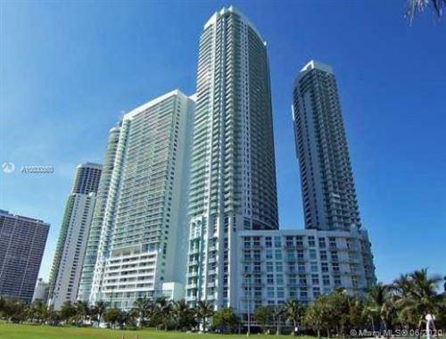 Photo of 1900 N Bayshore Dr #3202, Miami, FL 33132 (MLS # A10800860)