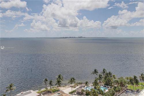 Foto de inmueble con direccion 3 Grove Isle Drive #C1809 Miami FL 33133 con MLS A10902860