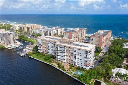 Photo of 1150 Hillsboro Mile #301, Hillsboro Beach, FL 33062 (MLS # A10947860)