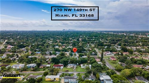 Photo of 270 NW 149th St, Miami, FL 33168 (MLS # A11096860)