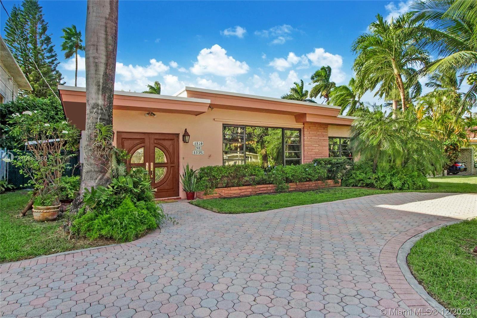 1520 NE 13th Pl, Miami, FL 33139 - #: A10963860