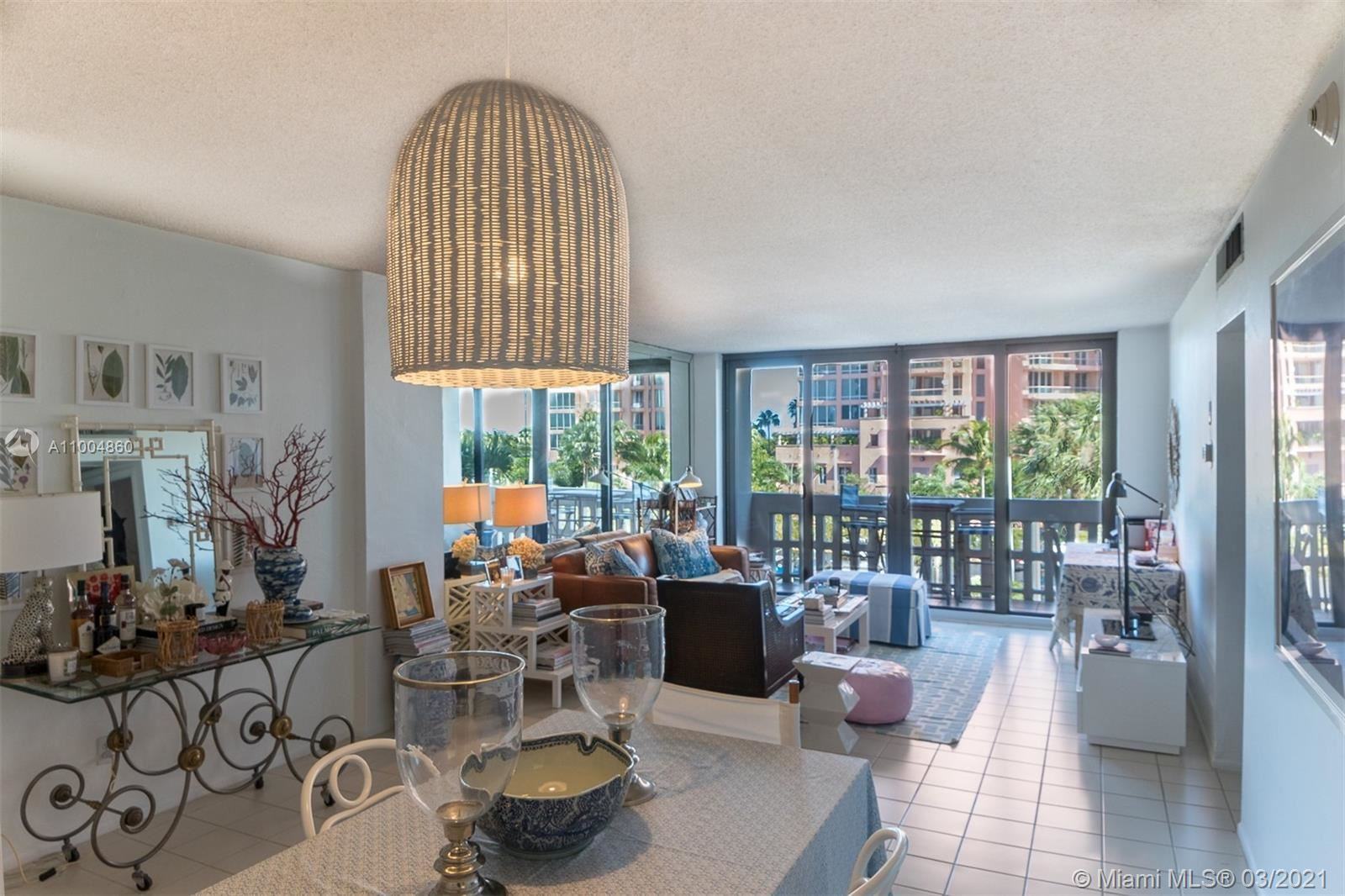 90 Edgewater Dr #312, Coral Gables, FL 33133 - #: A11004860