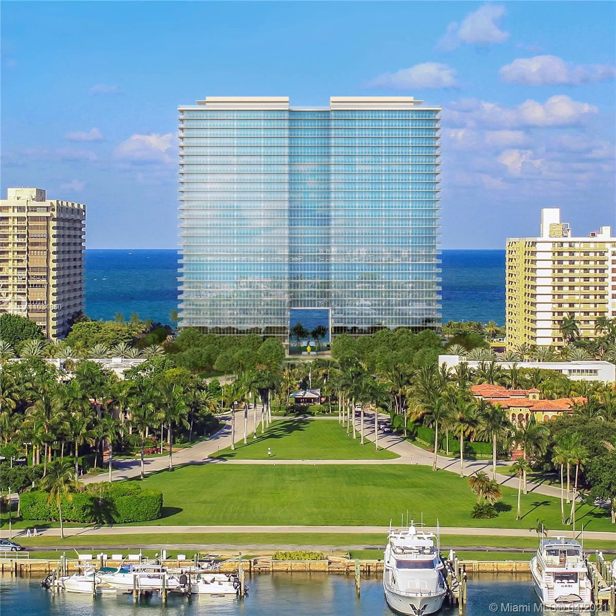 Photo of 10203 Collins Ave #1204, Bal Harbour, FL 33154 (MLS # A11034860)