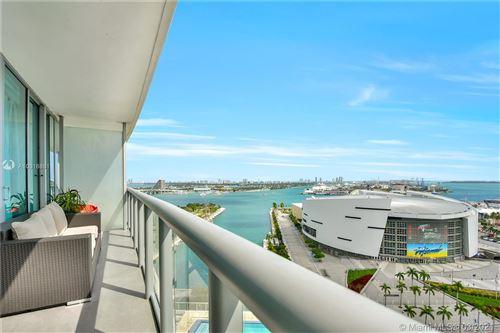 Foto de inmueble con direccion 888 Biscayne Blvd #1904 Miami FL 33132 con MLS A10816861