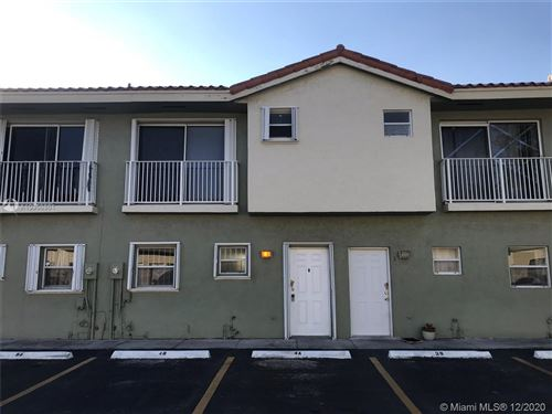 Photo of 6690 SW 12th St #4-6690, West Miami, FL 33144 (MLS # A10966861)