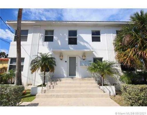 Photo of 7940 BYRON AV #3, Miami Beach, FL 33141 (MLS # A11042861)