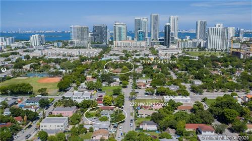 Photo of 75 NW 33rd St, Miami, FL 33127 (MLS # A11045861)