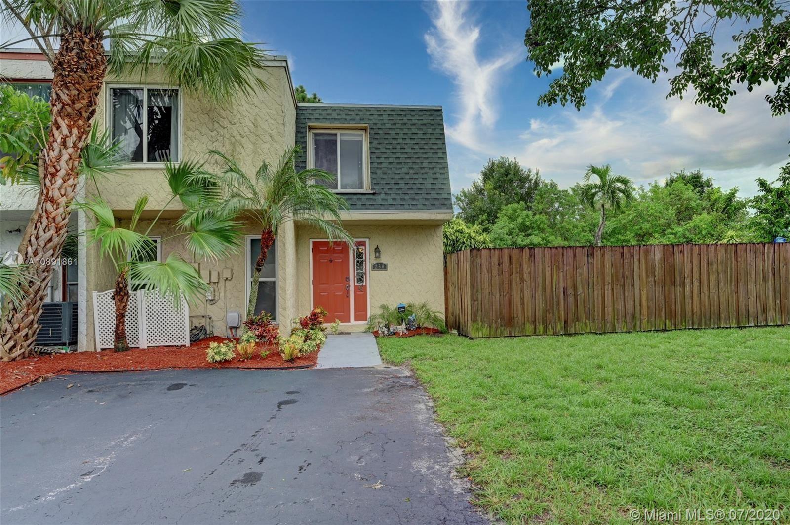 260 Sunshine Dr, Coconut Creek, FL 33066 - #: A10891861