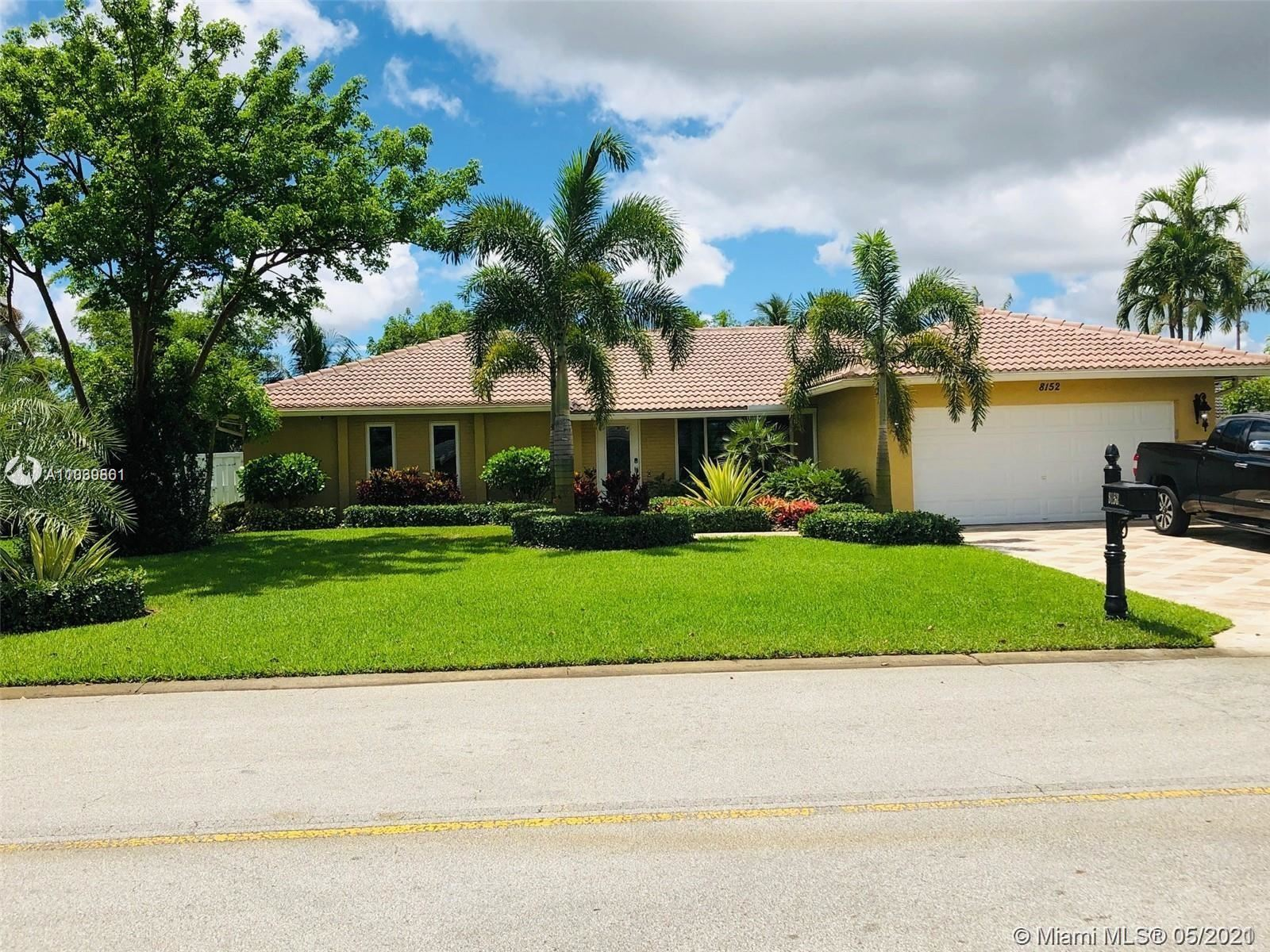 Photo of 8152 NW 6th Ct, Coral Springs, FL 33071 (MLS # A11039861)