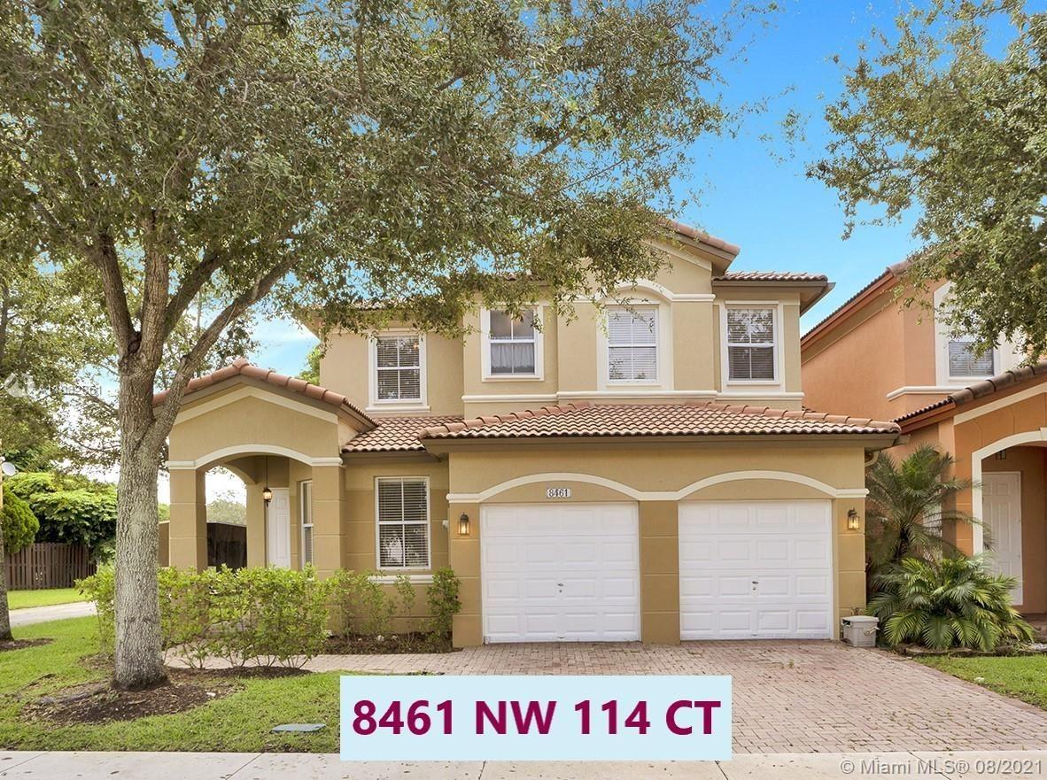 8461 NW 114th Ct, Doral, FL 33178 - #: A11082861